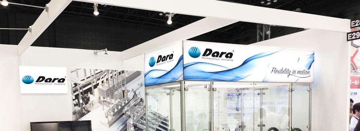 INTERPHEX JAPAN Dara Pharma