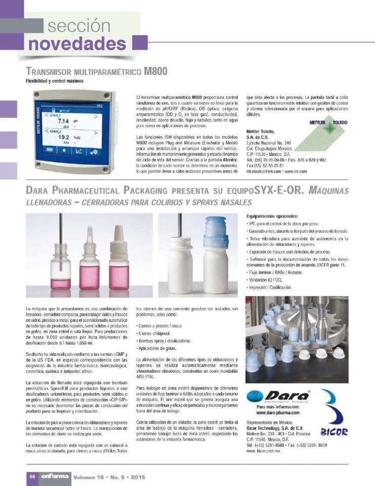 Enfarma Vol. 16 No. 5