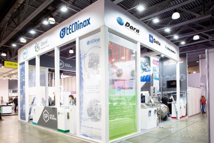 Dara Pharma attended Russian Pharmtech