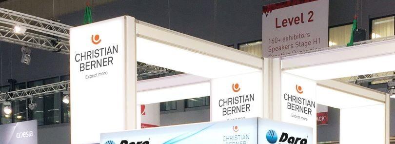 Dara Pharma con Christian Berner en Scanpack