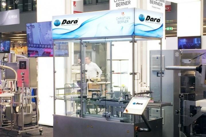 Dara Pharma with Christian Berner in Scanpack
