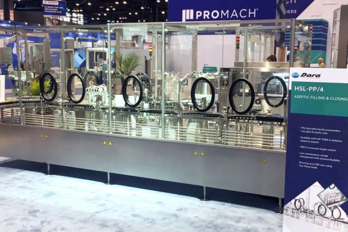 Dara Pharma with NJM Packaging in Chicago