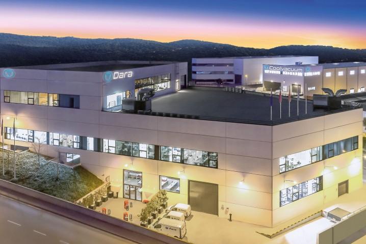 Dara Pharma Headquarters in Granollers (BARCELONA)