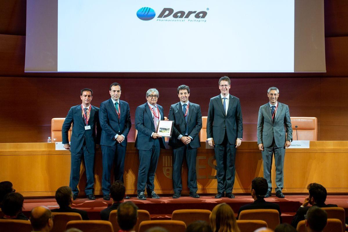 Dara finalista en los premios IAE