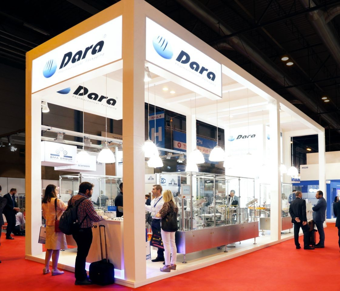 Dara Pharma en CPhI Madrid