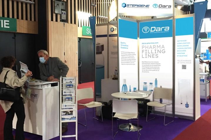 Dara Pharma in PharmaPack Europe