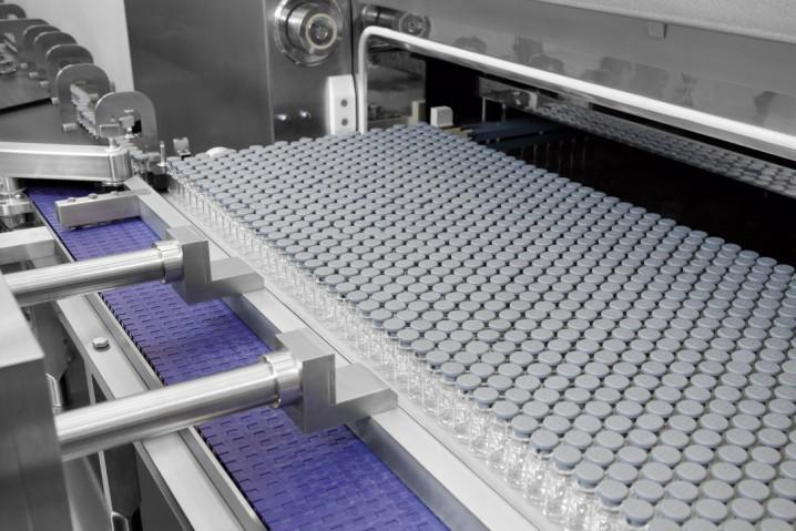 sistemas de carga para Liofilizadores