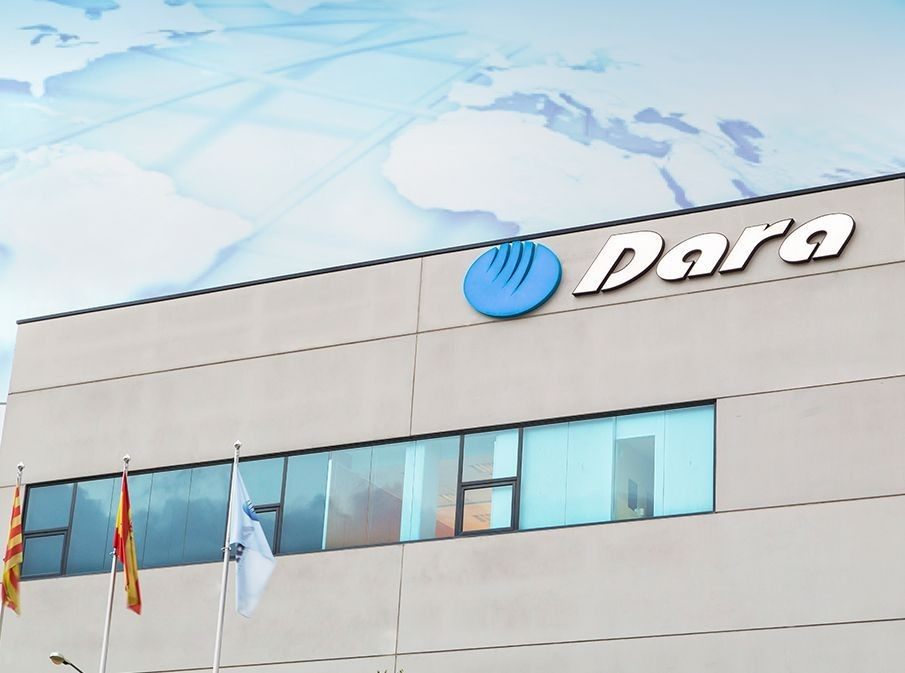 Dara's new plant in Granollers becomes operational